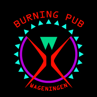 burningpubwageningen logo